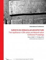 SURVEYS ON VERNACULAR ARCHITECTURE. Their significance in 20th century architectural culture.